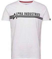 alpha industries t t-shirts short-sleeved vit alpha industries