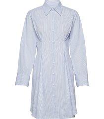 marilyn shirt dress dresses shirt dresses blå blanche