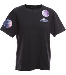 space-inspired regular t-shirt for woman