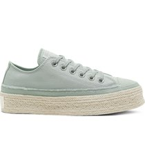 converse trail to cove espadrille chuck taylor all star low top