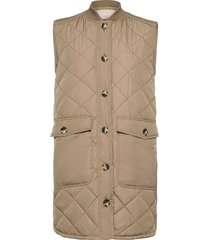 sreileen quilt vest vests padded vests groen soft rebels