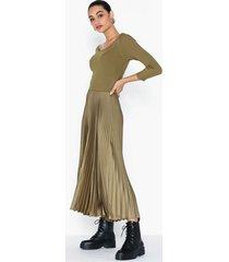 polo ralph lauren ribbed boatneck midi dress maxiklänningar