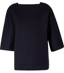 marni wide sleeve sweatshirt