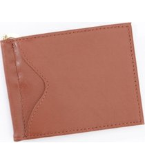 royce new york rfid blocking money clip wallet