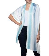 inc international concepts tie-dyed stripes pashmina scarf, created for macy's