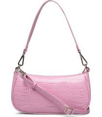 bag small bags top handle bags roze rosemunde