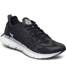 zig kinetica 21 shoes sport shoes running shoes svart reebok performance