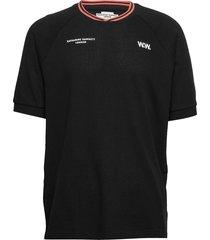 nick t-shirt t-shirts short-sleeved svart wood wood