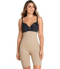 panty panty control moderado marrón leonisa 012987