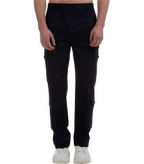 kenzo tiger crest trousers