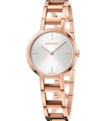 reloj calvin klein - k8n23646 - mujer