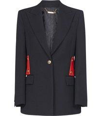 givenchy structured blazer