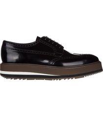 scarpe stringate classiche uomo in pelle