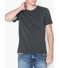 boss t-shirt rn 3p t-shirts & linnen open blue
