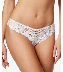 dkny classic lace sheer thong dk5008