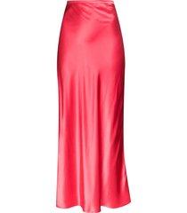 collina strada yod midi skirt - red