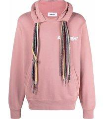 ambush logo-print drawstring hoodie
