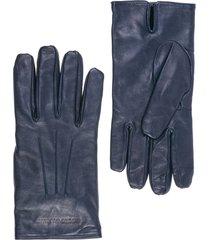guanti uomo in pelle