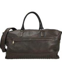 bolsa de viagem em couro 29524