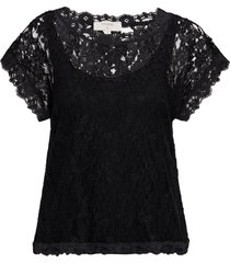 spetstopp vivi lace blouse