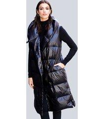 bodywarmer alba moda zwart