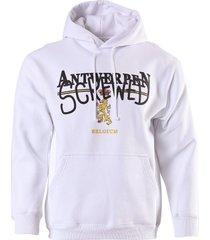 antwerpen screwed hoodie