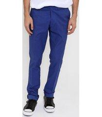 pantalón azul mancini