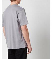edwin men's japanese sun t-shirt - frost grey - xl