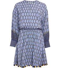 cassia printed dress