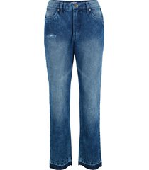 jeans sostenibili in cotone biologico (blu) - bpc bonprix collection