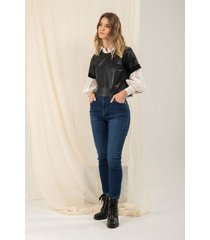 jeans denim básico