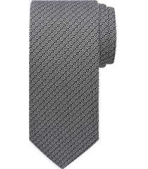 joseph abboud voyager black retro dotted narrow tie