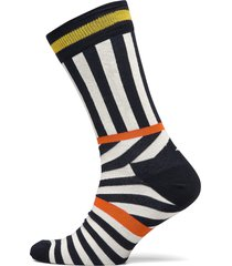 stripes and stripes sock underwear socks regular socks multi/mönstrad happy socks