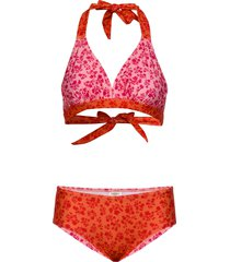 ibiza brissa bikini röd mads nørgaard