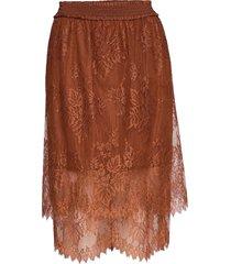 melissa skirt knälång kjol brun designers, remix