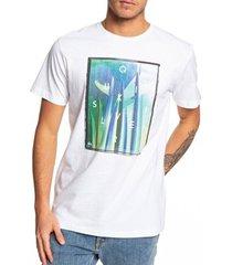 t-shirt korte mouw quiksilver -