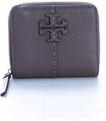 tory burch tory burch mcgraw bi-fold wallet