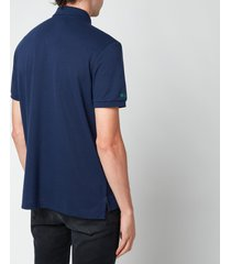 polo ralph lauren men's the earth polo shirt - newport navy - xxl