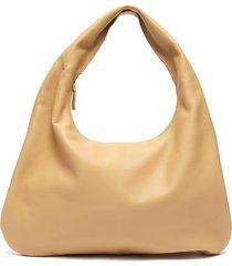 everyday' grained leather shoulder bag
