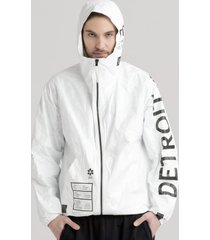 kurtka tyvek detroit zip-up