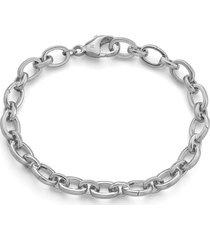 audrey link charm bracelet