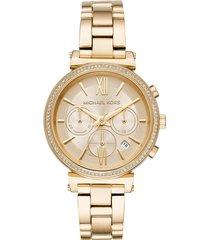 reloj michael kors para mujer - sofie  mk6559