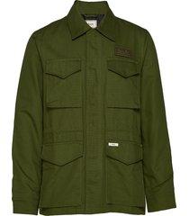 field jacket dun jack groen forét
