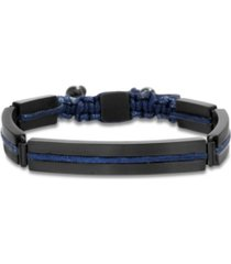 ben sherman adjustable men's bracelet