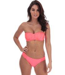 womens kiara bustier bikini top