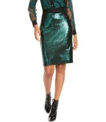 thalia sodi sequined skirt, created for macy's