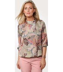 blouse mona roze