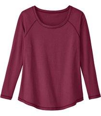 shirt 1/1 mouw, wild berry 46