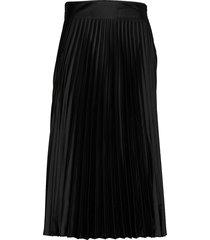 cleo skirt knälång kjol svart twist & tango