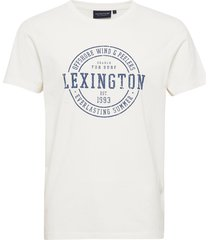 max tee t-shirts short-sleeved vit lexington clothing